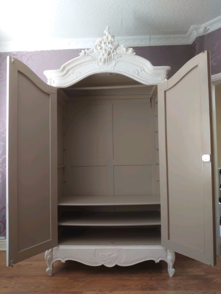 French Armoire for sale in UK | 49 used French Armoires