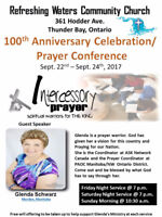 100th Anniversay/Prayer Conference