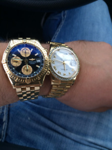 WANTED ROLEX AND OTHER HIGH END WATCHES