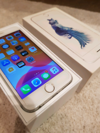 iPhone 6s 64GB Silver Unlocked Boxed*