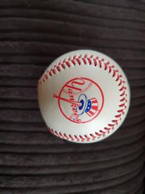 New York Yankees Rawlings baseball