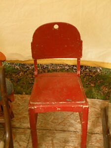 RUSTIC CHAIRS 10 PLUS AVAILABLE Peterborough Peterborough Area image 1
