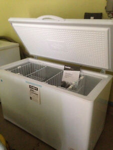 New freezer never been used