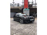 BMW 3 SERIES 318ci BLACK M SPORT COUPE