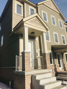 Brand new 3 Bedroom town house for rent in Oshawa ( End unit )