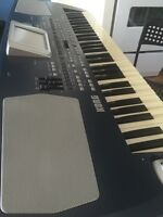 Korg Pa500 oriental / occidental.