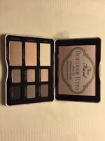 Too Faced Boudoir Eyes kit and more