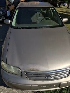 Car must go $500 as is