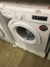 NEW Montpellier white Washing Machine extra large 9kg drum