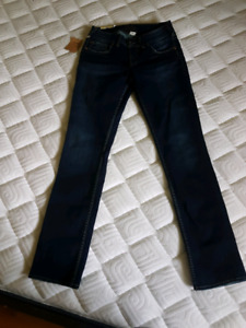 Silver jeans New