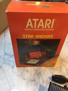 Collection of old Atari games