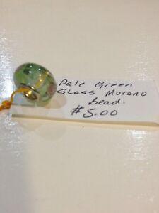 Pale Green Glass charm - Fits pandora Peterborough Peterborough Area image 2