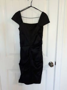 Le Chateau Classic Black dress
