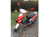For sale 50 cc 4/stroke scooter 2006