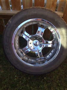 Chev/Ford 6 bolt ION WHEELS $750 obo