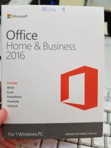 License Office Home & Business 2016