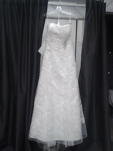 Bonny Bridal Ivory Dress