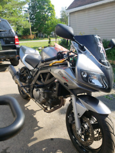 2007 sv 650 trade for 4x4 truck or 4x4 SUV
