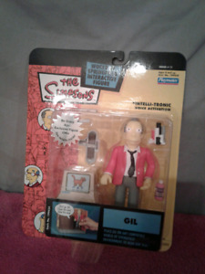 The Simpsons Interactive Series Gil Series11 Playmates