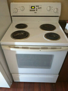 Barerly Used Stove for sale. Moving Sale. Need gone ASAP