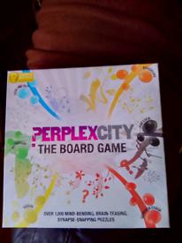 Perplexity Board Game