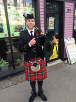 RECRUITING: The City of St. John's Pipe Band