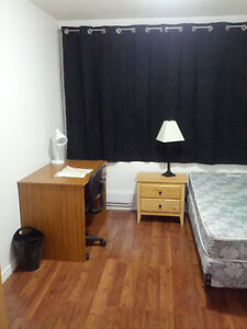 Two rooms available immediately, central, all included+WiFi