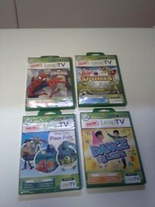Leap Tv and 4 games London Ontario image 4