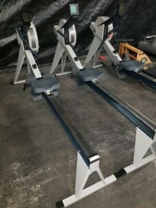Used CONCEPT2 MODEL E PM5 ROWING MACHINES