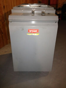 2007 Bryant Furnace and Oil Tank