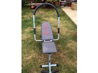 Ab Magic Abdominal trainer bench