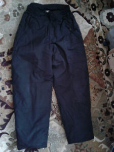 Snow suit for boys, size 10-12
