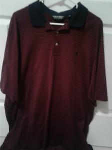 EUC XL mens Polo brand