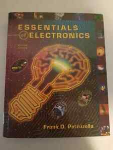 Essentials of Electronics Text Book