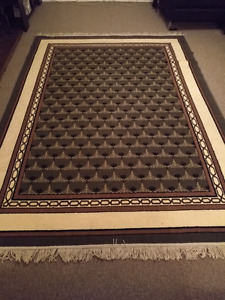 Carpet / area rug 5x8ft