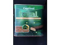 Cuprinol wood stain