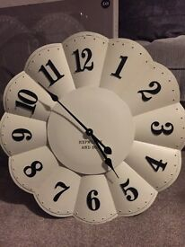 Hepworth and sons clock from next