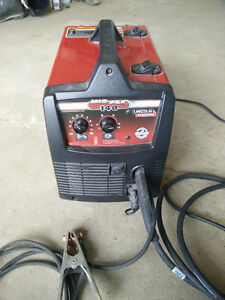 Lincoln Electric MIG-PAK 140 Welder
