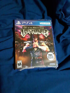 A vendre Jeux PS4 Fist of the North Star - Lost Paradise neuf.
