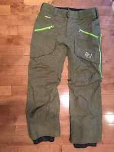 Burton Ak Jacket and Pants (AK Hover, AK Stagger)