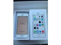iPhone 5s 64g silver unlocked