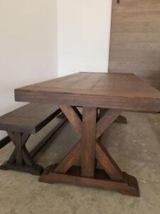 Modern Rustic Dining Furniture - Manufacturer Direct