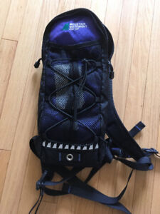 Mountain Equipment Platypus hydration backpack
