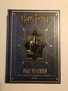 Harry Potter Page to Screen