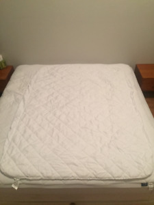 Mattress protector FULL/DOUBLE SIZE $20