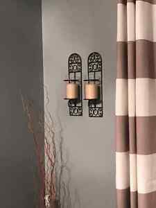 sconce candle holder