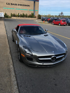 Mercedes-Benz 2012 SLS AMG coupe