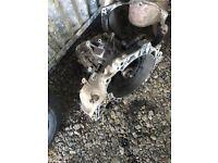 Vauxhall corsa cdti gear box