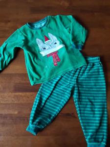 Pyjama Souris-Mini Garçon 2 ans
