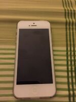 iPhone 5, 16G for sale Unlocked
